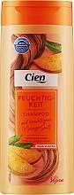 Духи, Парфюмерия, косметика Шампунь для волос с ароматом манго - Cien Feuchtig-Keit Mango Shampoo
