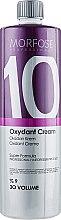 Духи, Парфюмерия, косметика Окислитель 9% - Morfose 10 Oxidant Cream Volume 30