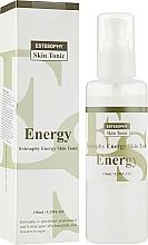 Духи, Парфюмерия, косметика Тоник для зрелой кожи - Estesophy Skin Tonic Energy