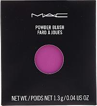 Духи, Парфюмерия, косметика Румяна для лица - M.A.C Pro Palette Refill Powder Blush (сменный блок)