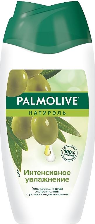 """Гель-крем для душа """"Интенсивное увлажнение. Олива и увлажняющее молочко"""" - Palmolive Naturals"""
