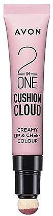 Кушон для губ и щек - Avon Liquid Lip Cushion