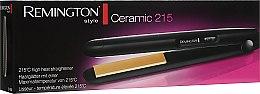 Выпрямитель для волос - Remington S1450 Ceramic 215 Straightener — фото N3