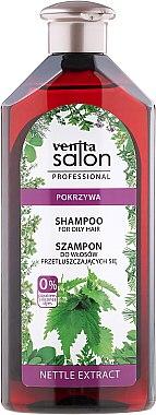 Шампунь для жирных волос волос - Venita Salon Professional Nettle Extract Shampoo