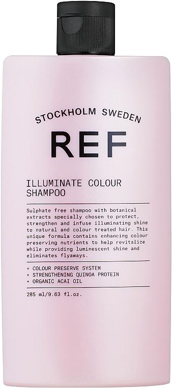Шампунь для окрашенных волос - REF Illuminate Colour Shampoo