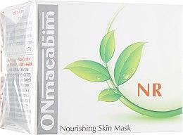 Духи, Парфюмерия, косметика Питательная маска для лица - Onmacabim NR Line Nourishing Skin Mask