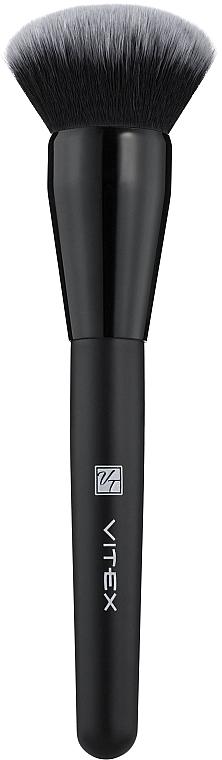 Кисть №2 для тональной основы - Витэкс Buffer Face Brush