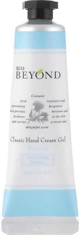 Увлажняющий крем-гель для рук - Beyond Classic Hand Cream Gel Waterful