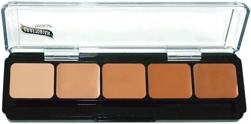 Кремовая палитра - Graftobian HD Glamour Creme Palette