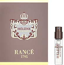 Rance 1795 Helene - Парфумована вода (пробник) — фото N1