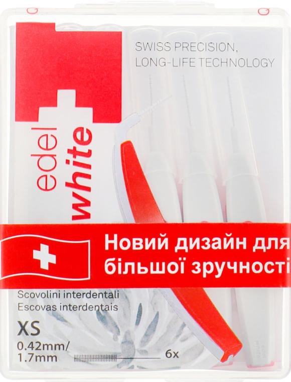 """Щётки """"Profi-Line"""" для межзубных промежутков XS - Edel+White Dental Space Brushes XS"""
