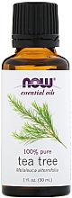 Духи, Парфюмерия, косметика Эфирное масло чайного дерева - Now Foods Essential Oils 100% Pure Tea Tree