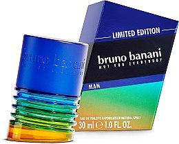 Духи, Парфюмерия, косметика Bruno Banani Man Limited Edition - Туалетная вода