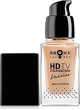 Духи, Парфюмерия, косметика РАСПРОДАЖА Тональная основа - Bronx Colors Studioline HD TV Foundation *