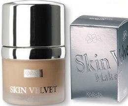 Духи, Парфюмерия, косметика Тональный крем - Karaja Skin Velvet Make Up