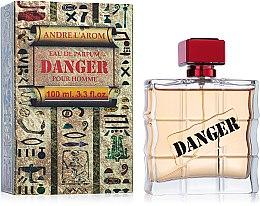 Духи, Парфюмерия, косметика Aroma Parfume Andre L'arom Danger - Парфюмированная вода