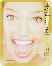 Духи, Парфюмерия, косметика Маска для лица с коллоидным золотом - Beauugreen Gold Energy Hydrogel Mask