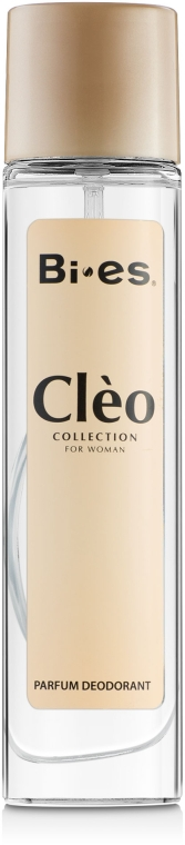 Bi-Es Cleo Collection - Парфюмированный дезодорант-спрей