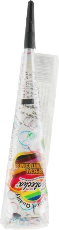 Глиттер для росписи по телу, белый - Golecha Special Body Art