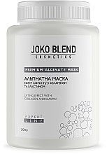 Альгинатная маска эффект лифтинга с коллагеном и эластином - Joko Blend Premium Alginate Mask — фото N5