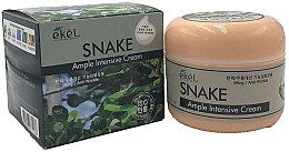 Духи, Парфюмерия, косметика Крем для лица со змеиным ядом - Ekel Snake Ample Intensive Cream