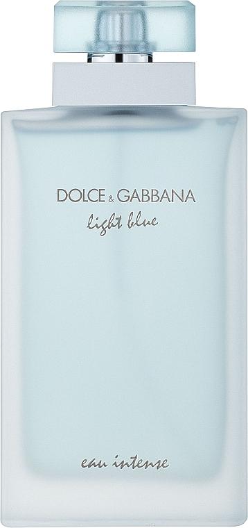Dolce&Gabbana Light Blue Eau Intense - Парфюмированная вода