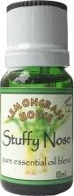 """Духи, Парфюмерия, косметика Смесь эфирных масел """"От заложенного носа"""" - Lemongrass House Stuffy Nose Pure Essential Oil"""