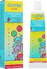Духи, Парфюмерия, косметика Зубная паста для детей - Cliven Junior