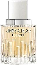 Духи, Парфюмерия, косметика Jimmy Choo Illicit - Парфюмированная вода (тестер без крышечки)