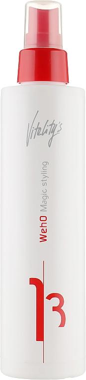 Термозащитное молочко - Vitality's We-Ho Magic Styling