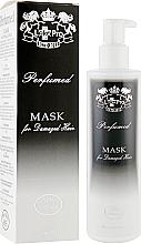 Духи, Парфюмерия, косметика Маска парфюмированная для поврежденных волос - LekoPro Perfumed Mask For Demaged Hair