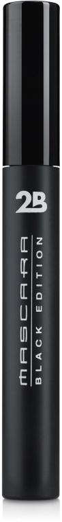 Тушь для ресниц - 2B Black Edition Ultra Long Mascara