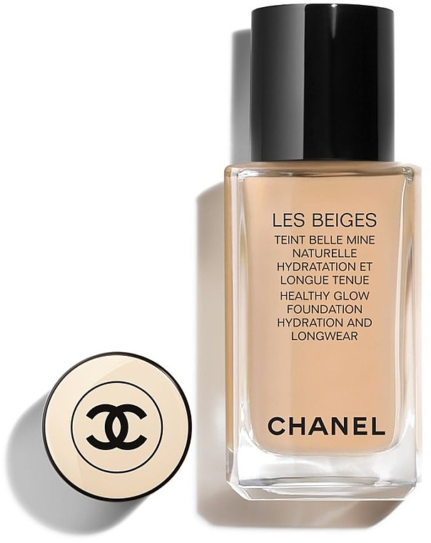 Тональный крем - Chanel Les Beiges Teint Belle Mine Naturelle