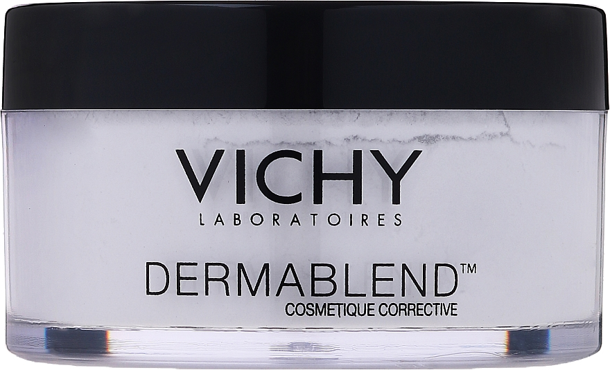 Фиксирующая пудра для лица - Vichy Dermablend Setting Powder