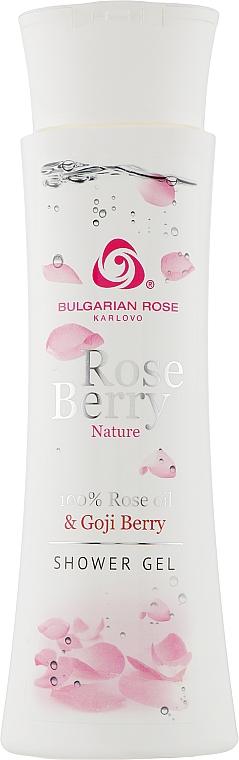 Гель для душа - Bulgarian Rose Rose Berry Nature Gel