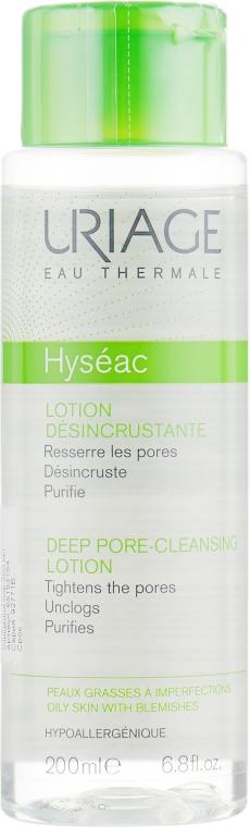 Лосьон для глубокого очищения пор - Uriage Hyseac Deep Pore-Cleansing Lotion