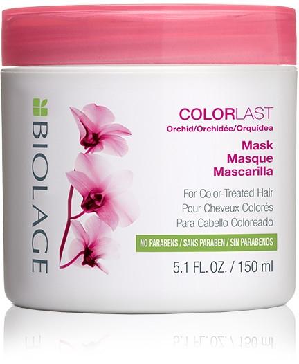Маска для окрашенных волос - Biolage Colorlast Mask