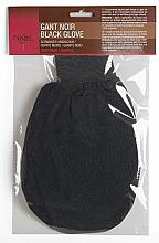 Духи, Парфюмерия, косметика Перчатка для тела отшелушивающая - Najel Gant Noir Black Glove