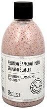 Духи, Парфюмерия, косметика Молочко для душа - Sefiros Body Peeling Cleansing Milk Pomegranate