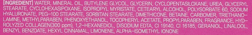 Антивозрастной регенерирующий крем для лица с Коллагеном, Гиалуроновой кислотой и Витамином Е - Deoproce Natural Skin Collagen Nourishing Cream — фото N6