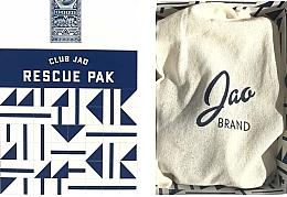 Духи, Парфюмерия, косметика Набор - Jao Brand Travel Rescue Pak (h/san/59ml + b/butter/18gr + lip/balm/5gr)