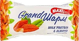 """Духи, Парфюмерия, косметика Крем-мыло твердое """"Молочный протеин и миндаль"""" - Мыловаренные традиции Grand Шарм Maxi Milk Protein & Almond Soap"""