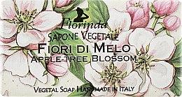 "Духи, Парфюмерия, косметика Мыло натуральное ""Цветок яблони"" - Florinda Sapone Vegetale Apple Tree Blossom"