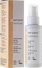 Духи, Парфюмерия, косметика Дезодорант - Pierpaoli Prebiotic Collection Deodorant Spray