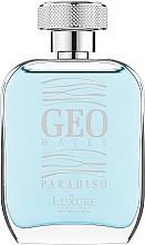 Духи, Парфюмерия, косметика Luxure Geo Paradiso - Парфюмированная вода