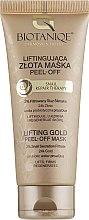 Духи, Парфюмерия, косметика Лифтинг-маска золотая - Maurisse Snail Repair Lifting Gold Peel-off