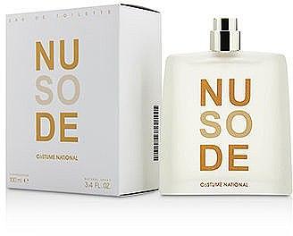 Духи, Парфюмерия, косметика Costume National So Nude Eau de Toilette - Туалетная вода (пробник)