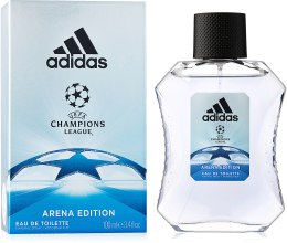 Парфумерія, косметика Adidas UEFA Champions League Arena Edition - туалетна вода