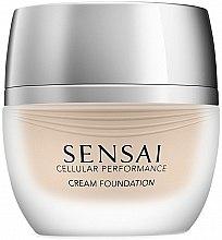 Духи, Парфюмерия, косметика Тональный крем для лица - Kanebo Sensai Cellular Performance Cream Foundation