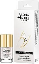 Духи, Парфюмерия, косметика Профессиональный гель для удаления кутикулы - Long4Lashes Nails Cuticle Remover